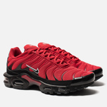 Мужские кроссовки Nike Air Max Plus University Red/Black/White фото- 2