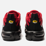 Мужские кроссовки Nike Air Max Plus University Red/Black/White фото- 3