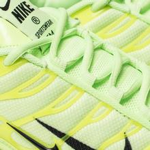 Мужские кроссовки Nike Air Max Plus PRM Lime Blast/Black/White фото- 6