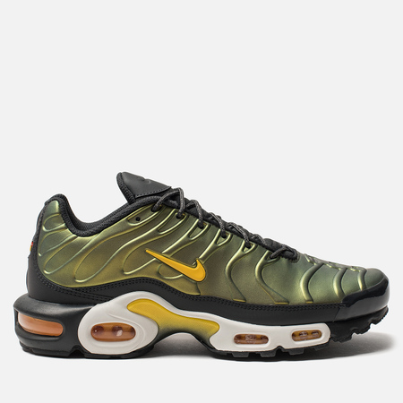 Мужские кроссовки Nike Air Max Plus SE Anthracite/Amarillo/Summit White