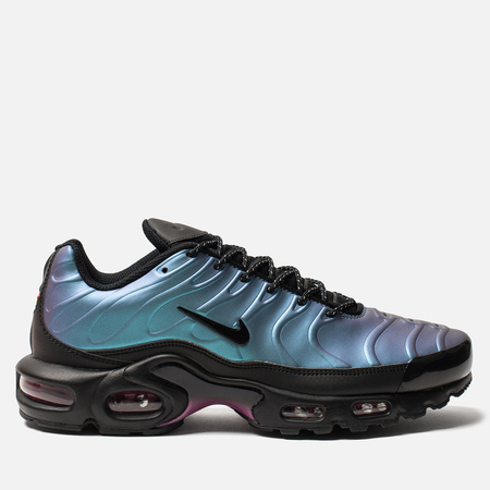 Мужские кроссовки Nike Air Max Plus SE Black/Black/Laser Fuchsia