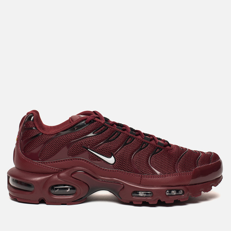 Мужские кроссовки Nike Air Max Plus Team Red/Black/White