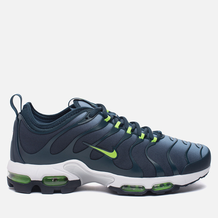 Мужские кроссовки Nike Air Max Plus TN Ultra Blue Grey/Armoury Navy/White/Electric Green