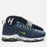 Мужские кроссовки Nike Air Max Plus TN Ultra Blue Grey/Armoury Navy/White/Electric Green фото- 2