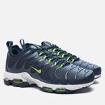 Мужские кроссовки Nike Air Max Plus TN Ultra Blue Grey/Armoury Navy/White/Electric Green фото- 1