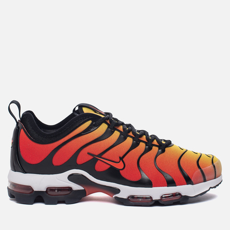 Мужские кроссовки Nike Air Max Plus TN Ultra Black/Tour Yellow/White/Team Orange