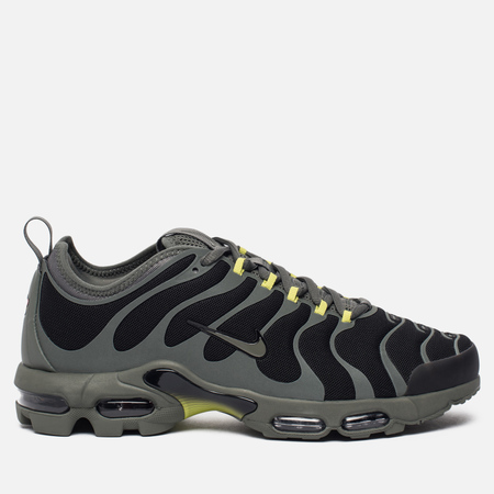 Мужские кроссовки Nike Air Max Plus TN Ultra Black/River Rock/Bright Cactus