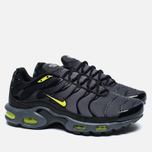 Мужские кроссовки Nike Air Max Plus Tuned 1 Dark Grey/Volt фото- 1