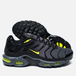 Мужские кроссовки Nike Air Max Plus Tuned 1 Dark Grey/Volt фото- 2