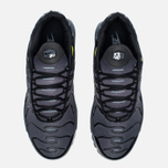 Мужские кроссовки Nike Air Max Plus Tuned 1 Dark Grey/Volt фото- 3