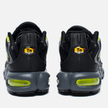 Мужские кроссовки Nike Air Max Plus Tuned 1 Dark Grey/Volt фото- 5