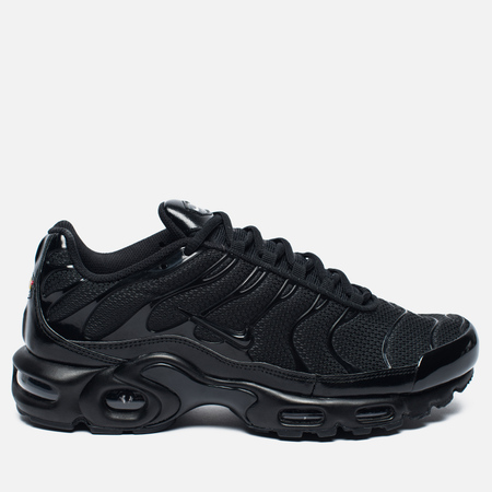 Nike Air Max Plus Tuned 1 Men's Sneakers Triple Black