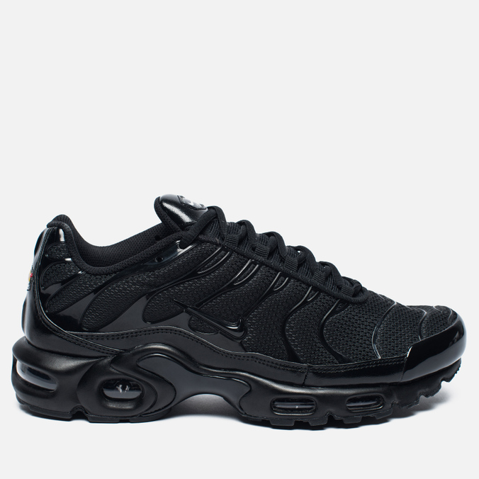 Мужские кроссовки Nike Air Max Plus Tuned 1 Triple Black