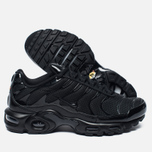 Мужские кроссовки Nike Air Max Plus Tuned 1 Triple Black фото- 1