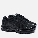 Мужские кроссовки Nike Air Max Plus Tuned 1 Triple Black фото- 2