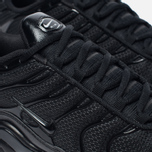 Мужские кроссовки Nike Air Max Plus Tuned 1 Triple Black фото- 3