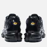 Мужские кроссовки Nike Air Max Plus Tuned 1 Triple Black фото- 5