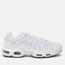 Мужские кроссовки Nike Air Max Plus Tuned 1 White/White/Black/Cool Grey фото- 0