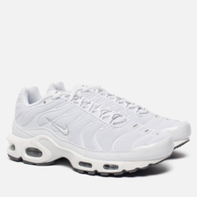 Мужские кроссовки Nike Air Max Plus Tuned 1 White/White/Black/Cool Grey фото- 1