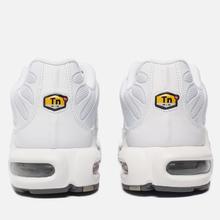 Мужские кроссовки Nike Air Max Plus Tuned 1 White/White/Black/Cool Grey фото- 3