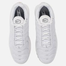 Мужские кроссовки Nike Air Max Plus Tuned 1 White/White/Black/Cool Grey фото- 4