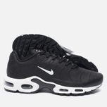 Мужские кроссовки Nike Air Max Plus VT Black/White/Black фото- 2