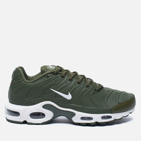 Мужские кроссовки Nike Air Max Plus VT Khaki/White/Black