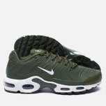 Мужские кроссовки Nike Air Max Plus VT Khaki/White/Black фото- 2