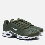 Мужские кроссовки Nike Air Max Plus VT Khaki/White/Black фото- 1
