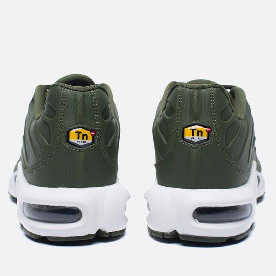 Мужские кроссовки Nike Air Max Plus VT Khaki/White/Black