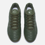 Мужские кроссовки Nike Air Max Plus VT Khaki/White/Black фото- 4
