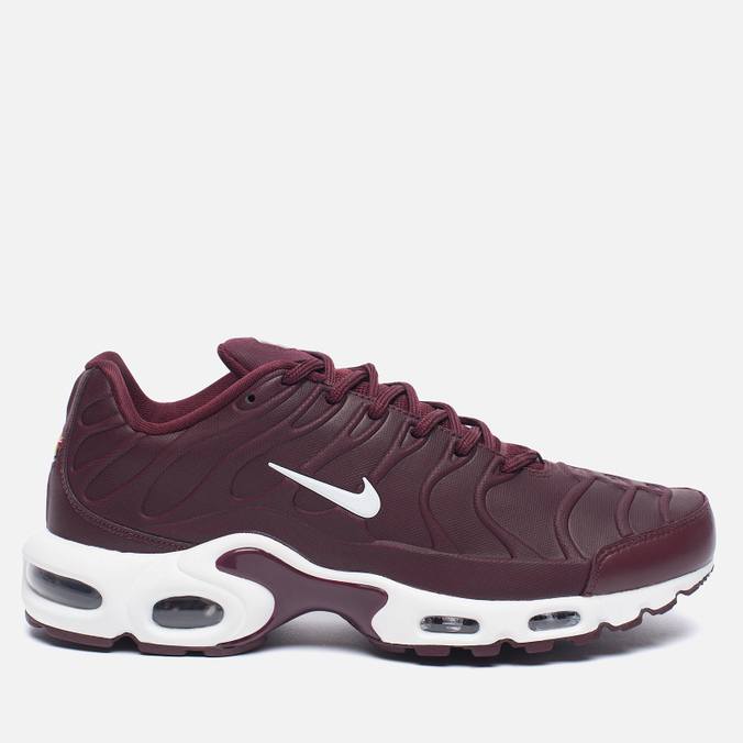 Мужские кроссовки Nike Air Max Plus VT Night Maroon/White