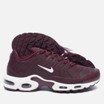 Мужские кроссовки Nike Air Max Plus VT Night Maroon/White фото- 1