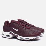 Мужские кроссовки Nike Air Max Plus VT Night Maroon/White фото- 2