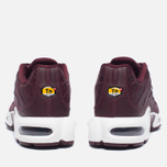 Мужские кроссовки Nike Air Max Plus VT Night Maroon/White фото- 3