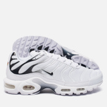 Мужские кроссовки Nike Air Max Plus White/White/Black фото- 1
