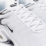 Мужские кроссовки Nike Air Max Plus White/White/Black фото- 5