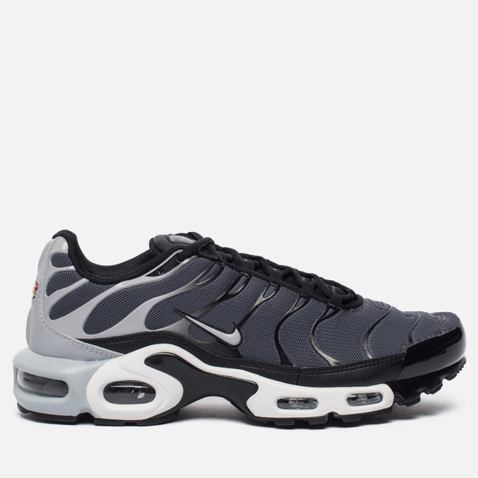 Мужские кроссовки Nike Air Max Plus Dark Grey/Wolf Grey/Black