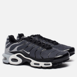 Мужские кроссовки Nike Air Max Plus Dark Grey/Wolf Grey/Black фото- 1
