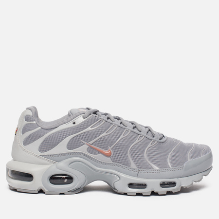 Мужские кроссовки Nike Air Max Plus Wolf Grey/Metallic Rose Gold/Pure Platinum