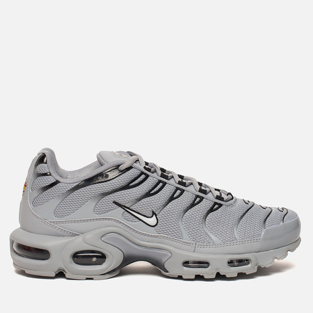 Мужские кроссовки Nike Air Max Plus Wolf Grey/White/Black