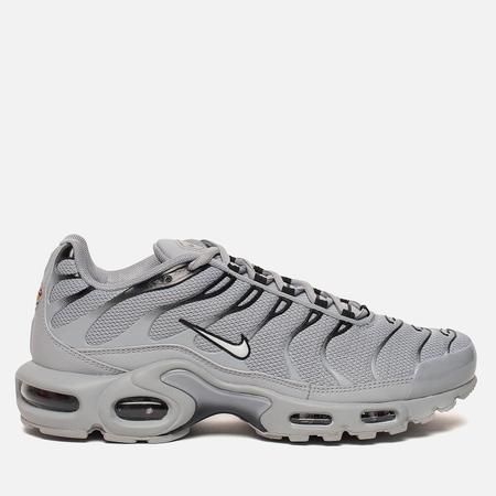 Мужские кроссовки Nike Air Max Plus Wolf Grey/White/Black