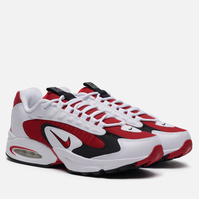 Мужские кроссовки Nike Air Max Triax 96 White/Gym Red/Black/Soar
