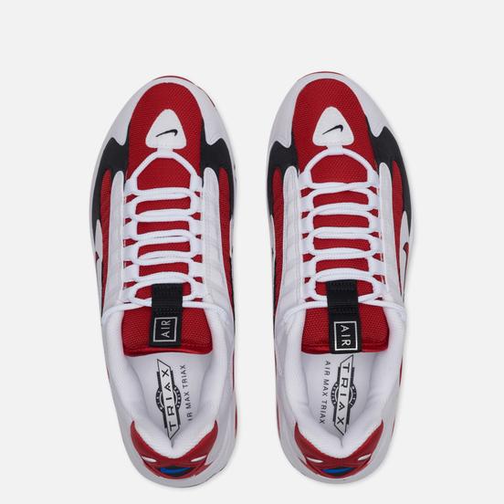 Мужские кроссовки Nike Air Max Triax 96 White/Gym Red/Black/Soar