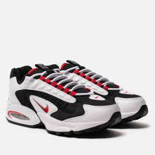 Мужские кроссовки Nike Air Max Triax 96 White/University Red/Black/Silver фото- 0