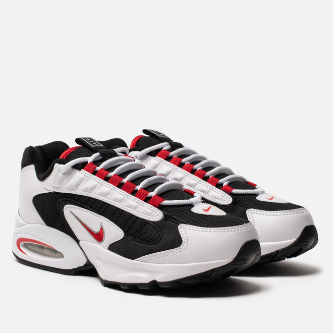 Мужские кроссовки Nike Air Max Triax 96 White/University Red/Black/Silver