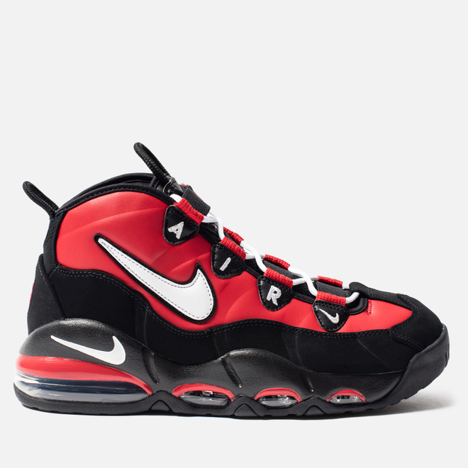 Мужские кроссовки Nike Air Max Uptempo 95 Bulls University Red/White/Black