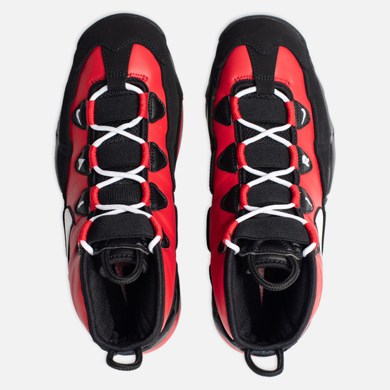 Мужские кроссовки Nike Air Max Uptempo 95 Bulls University Red/White/Black
