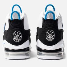 Мужские кроссовки Nike Air Max Uptempo 95 White/Photo Blue/Black фото- 2