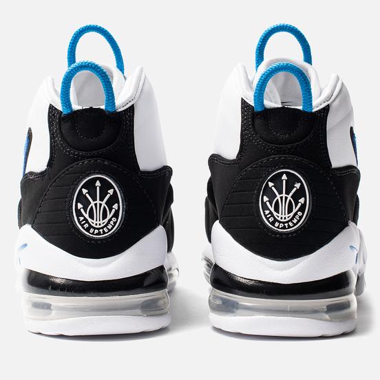 Мужские кроссовки Nike Air Max Uptempo 95 White/Photo Blue/Black